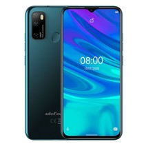 Смартфон Ulefone Note 9P Green